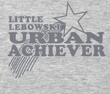 little lebowski urban achiever t shirt1 THE BIG LEBOWSKI Urban Achiever T Shirt