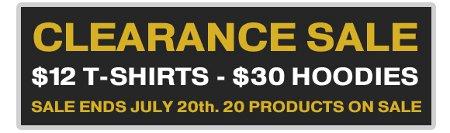 summer clearance sale 604 Republic Summer Clearance Sale $12 Tees