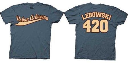urban achievers 420 jersey1 Big Lebowski Urban Achievers 420 Jersey