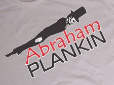 abraham plankin t shirt Planking T Shirts Are Totally Not a Short Lived Fad
