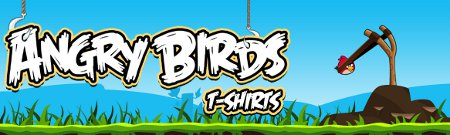 angry birds t shirts Shop Review: Angry Birds T Shirts Does One Thing Well