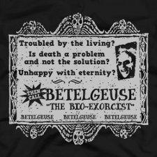 betelgeuse t shirt BeetleJuice Betelguese T Shirt