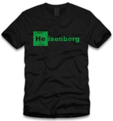 heisenberg t shirt Helium Breaking Bad Heisenberg T Shirt