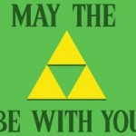 may the light force be with you t shirt 150x150 Legend of Zelda May the Light Force Be With You T Shirt