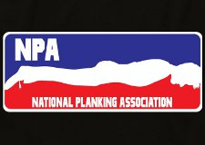 national planking association t shirt Planking T Shirts Are Totally Not a Short Lived Fad