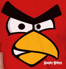 red angry birds t shirt Shop Review: Angry Birds T Shirts Does One Thing Well