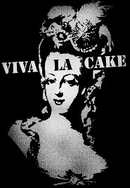 viva la cake t shirt Marie Antoinette Viva La Cake T Shirt