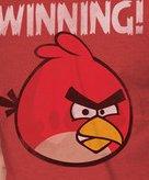 winning angry birds t shirt Winning Angry Birds T Shirt