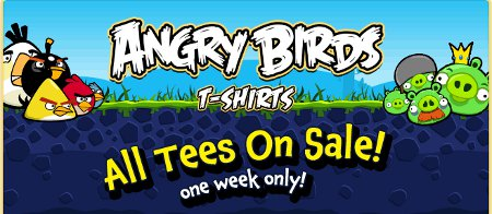angry birds sale 0911 Angry Birds T Shirts Back to School Sale