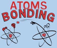 atoms bonding t shirt Atoms Bonding T Shirt