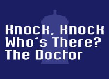 knock knock whos there the doctor t shirt Dr. Who Knock Knock Whos There The Doctor T Shirt