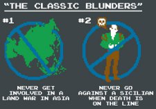 the classic blunders t shirt The Princess Bride The Classic Blunders T Shirt