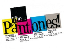the pantones t shirt The Oneders The Pantones T Shirt