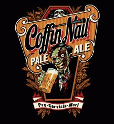 coffin nail pale ale t shirt Coffin Nail Pale Ale T Shirt