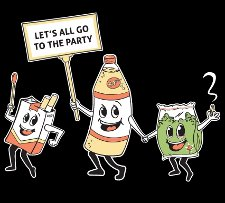 lets all go to the party t shirt Lets All Go To The Party T Shirt
