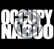 occupy naboo t shirt Occupy Naboo T Shirt from Red Bubble