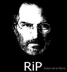 rip steve jobs t shirt 5 Memorable Steve Jobs T Shirts