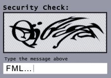 security check captcha fml t shirt Security Check Captcha FML T Shirt