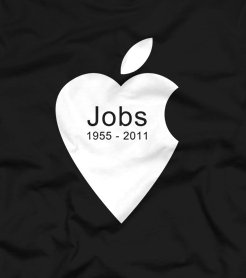 steve jobs t shirt 5 Memorable Steve Jobs T Shirts