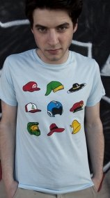 video game hats t shirt Video Game Hats T Shirt