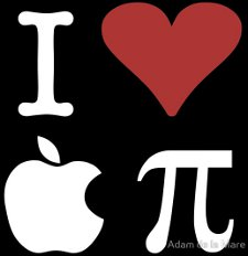 i love apple pie t shirt I Love Apple Pi T Shirt