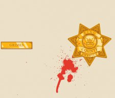 grimes king county sheriff t shirt The Walking Dead Sheriff Grimes T Shirt from Busted Tees