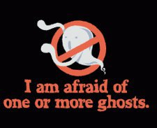 i am afraid of one or more ghosts t shirt Phasmaphobia Im Afraid of One or More Ghosts T Shirt from Busted Tees