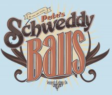 petes schweddy balls t shirt Saturday Night Live (SNL) Petes Schweddy Balls T Shirt from Busted Tees