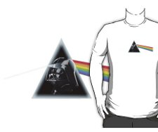 darth vader dark side of the moon t shirt Darth Vader Pink Floyd Dark Side of the Moon T Shirt from Red Bubble