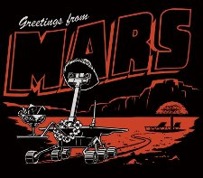 greetings from mars t shirt Greetings From Mars T Shirt