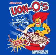 lion os t shirt Thundercats Thundera Lion Os T Shirt from Tshirt Bordello