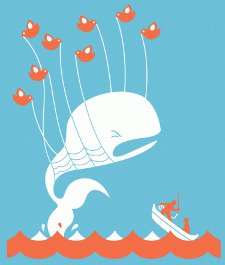 moby dick fail whale t shirt Twitter Moby Dick Fail T Shirt from Busted Tees