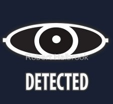 skyrim detected t shirt Skyrim Detected T Shirt from Red Bubble