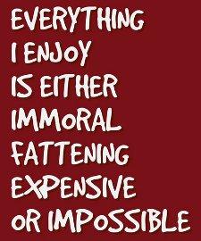everything i enjoy t shirt Everything I Enjoy T Shirt from Deez Teez