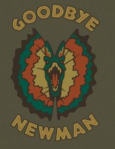 goodbye newman t shirt Jurassic Park Seinfeld Goodbye Newman T Shirt from Busted Tees
