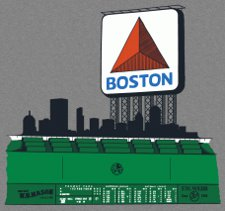 green monster boston t shirt Green Monster Fenway Park Boston T Shirt from Busted Tees