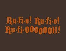 rufio rufio rufiooooooh t shirt Hook Rufio Rufio Rufiooooooh T Shirt from Busted Tees