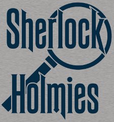 sherlock holmies t shirt Portlandia Sherlock Holmies T Shirt from Busted Tees