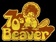 70s beaver t shirt 70s Beaver T Shirt from T Shirt Hell