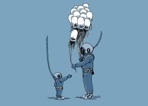 Jelly Balloons t shirt Top 50 Funny Threadless T Shirts