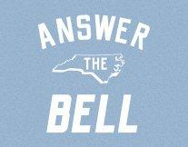 answer the bell t shirt North Carolina Tar Heels Answer the Bell T Shirt from Busted Tees