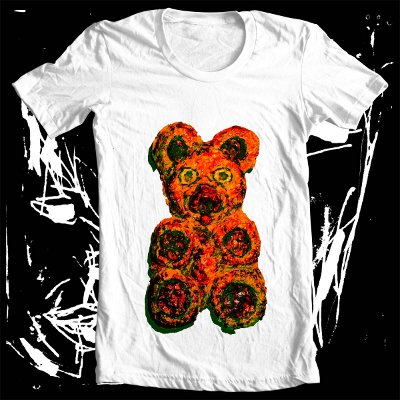bare teddy bear t shirt Teddy Bear T Shirt from Twantard