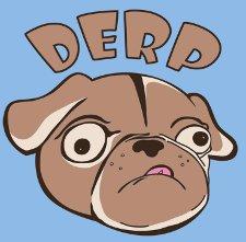 derp dog t shirt Derp Dog T Shirt from Snorg Tees