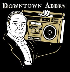downtown abbey t shirt Boombox Downtown Abbey T Shirt from Snorg Tees