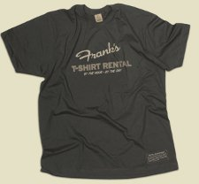 franks tshirt rental t shirt Franks T Shirt Rental T Shirt from Sackwear