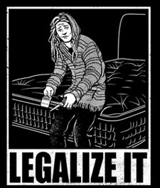 legalize it tag cutting t shirt Do Not Remove Tag Legalize It T Shirt from T Shirt Hell