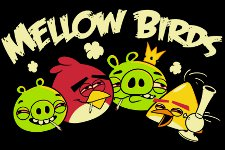 mellow birds t shirt Mellow Birds T Shirt from T Shirt Hell
