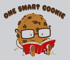 one smart cookie t shirt One Smart Cookie T Shirt from Snorg Tees