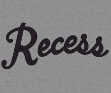 recess t shirt Recess T Shirt from Busted Tees