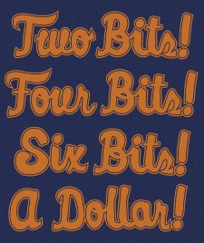 two bits four bits six bits a dollar t shirt Florida Gators Two Bits, Four Bits, Six Bits, a Dollar T Shirt from Busted Tees